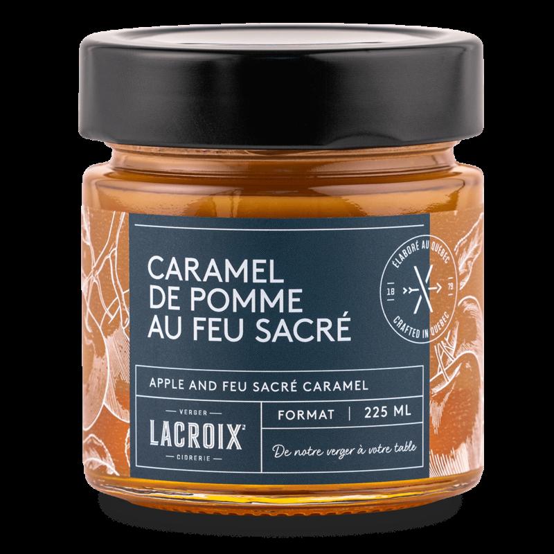 Caramel de pomme au Feu Sacré