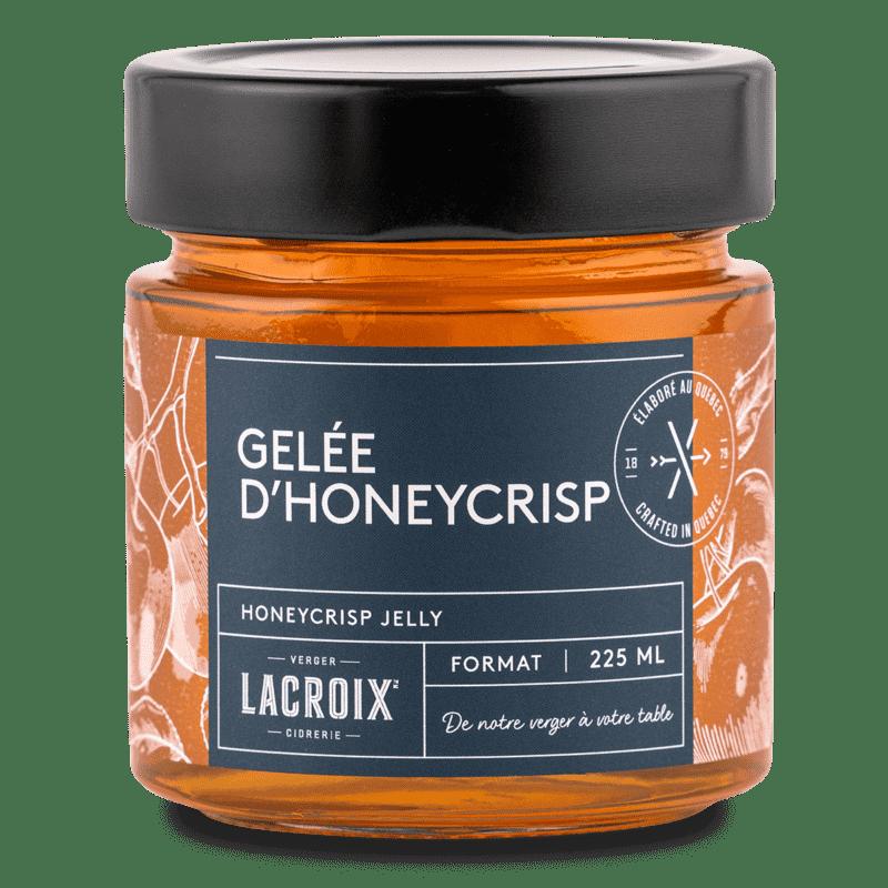 Gelée de pomme Honeycrisp