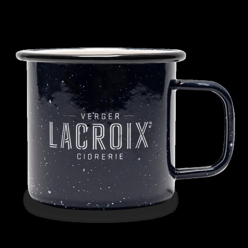 Tasse Lacroix métallique - 10 oz