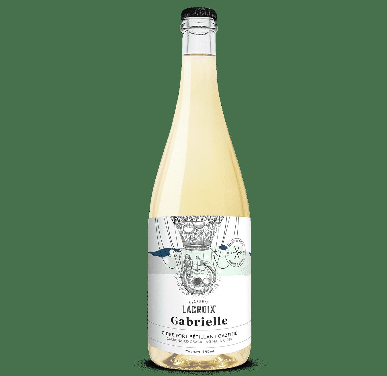 Gabrielle - Cidre pétillant