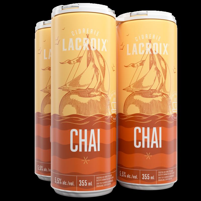 Chaï - Cidre Pétillant