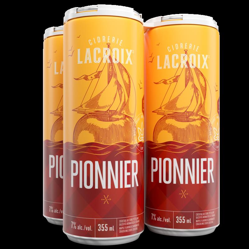Pionnier - sparkling cider